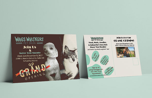 Wags & Whisker Pet Salon