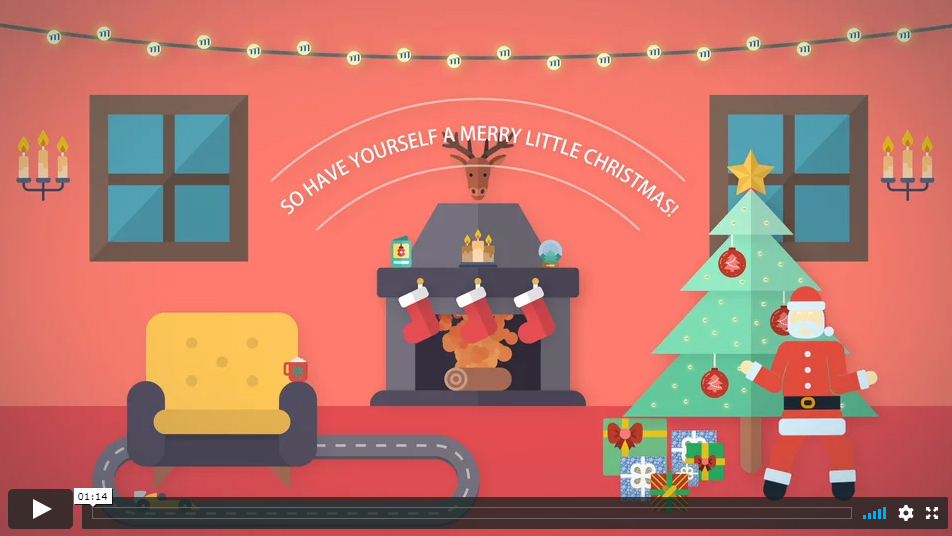 StratGrow Electronic Christmas Card - Web Design & Marketing Agency ...