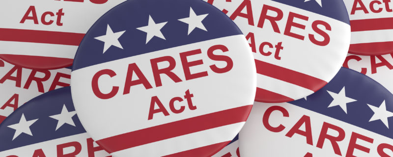 CARES Act Pins